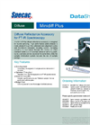 Specac - Minidiff Plus - Diffuse Reflectance Accessory for FT-IR Spectroscopy - Datasheet