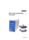Specac - Model Atlas Series - Heated Platens - User Manual