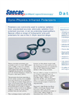 Specac - Opto-Physics IR Wire Grid Polarizers - Brochure