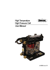 Specac - Model HTHP - High Temperature / High Pressure Cell - User Manual