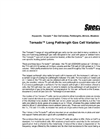 Tornado-  Long Pathlength Gas Cell Variations - Datasheet