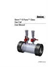 Storm 10 Pyrex Glass Gas Cell - User Manual