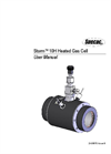 Specac Storm - 10H Heated Gas Cell - User Manual