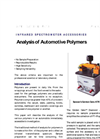 Automotive Polymers (Golden Gate ATR) - Application Note