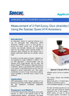 Epoxy Glue Analysis (Quest ATR) - Application Note