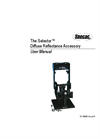 Specac Selector Diffuse Reflectance Accessory - User Manual