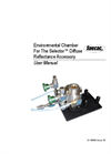 Specac - Environmental Chamber for the Selector Diffuse Reflectance Accessory - User Manual