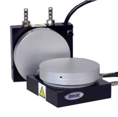 Specac - Model Atlas Series - Heated Platens - Electrically Powered