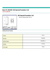 Spectrocell - Model R-1010/SP - VIS Special Promotion Cell Brochure