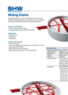 Sliding Frame Brochure