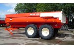 Beco - Model Super Bulb Series - Tipping Trailers