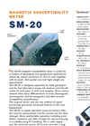 Model SM-20 - Magnetic Susceptibility Meter Brochure
