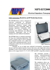 Model MPT-EIT2000 Series - Electrical Impedance Tomography System Brochure