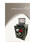 Marine Gravity System MGS-6 Series- Brochure
