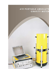 Outdoor Absolute Gravimeter A10 Series- Brochure