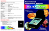 Zx-550 Near-Infrared Portable Food/Cheese Analyzer Brochure