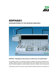 SOPHAS  Automated Synthesizer Brochure