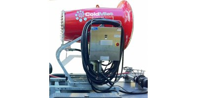 Dust Control Systems - Model L3,V7,V12S, V22 - Coldmist Latest Dust Control Technologies