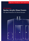 Acryl glass covers