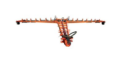 Model LDG-12B  - Hydraulic Disc Skim Plow