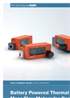 Red-Y Compact Series - red-y compact series - Mass Flow Meters Brochure