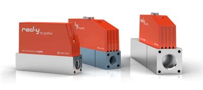 Voegtlin - Model Red-y Smart Series - High-precision Thermal Mass Flow Meters & Mass Flow Controllers for Gases