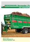Universal Spreader Products Brochure