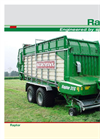 Large Capacity Silage Trailer-35 S Brochure