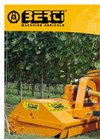 Model AF/REV 115 - Front and Rear Mulchers Brochure