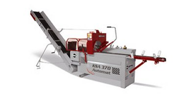Model KSA 370/1 Z - Chain-Saw Log Processor