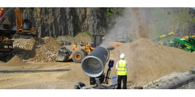 MistCannon - Outdoor Dust Suppression Equipment