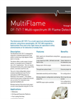 Simtronics MultiFlame - DF-TV7-T - Multi-spectrum Flame Detector - Brochure