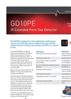 Model GD10PE IR - Extended Point Gas Detector – Brochure