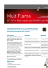 Model DF-TV7–V - Multi-spectrum UV/2IR Flame Detector Brochure