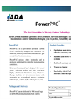 PowerPAC - High-Quality Powdered Activated Carbon (PAC) - Datasheet
