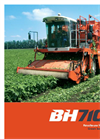 Green Beans - Model BH7100 -  	Vegetable Harvester Brochure