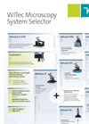 Alpha - Model 300 RS - Combined Raman and Scanning Nearfield Optical Microscope Brochure