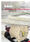 V-Centrif - Multistage Centrifugal Variable Speed Blower Package Brochure
