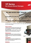 VP - High vacuum package Brochure