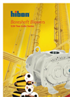 Positive Displacement Blowers S2H Series - Brochure