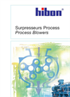 Process Blower SN-P Series - Brochure