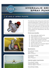 Hydraulic Chemical Pumps- Brochure