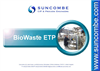 BioWaste Batch - Effluent Treatment Systems Brochure