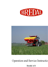 Rear-Mounted Fertilizer Spreaders-F2 Brochure