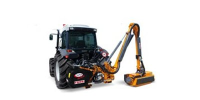 SMART  - Model T470 - Dual Reach Mower