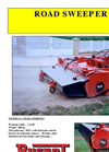 Road Sweeper Waste Collector Brochure