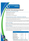 MATRIKX - Microbiological Barrier - Brochure