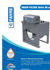 Rotoclean - Model 60 - Drum Filters Brochure