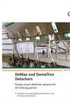 Detacher DemaTron 70 Brochure