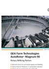 Rotary Milking Systems Magnum 90 Series- Brochure